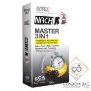 Kodex master 3in1 condom